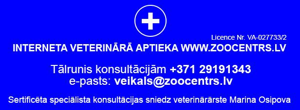 Bezrecepšu veterinārās zāles