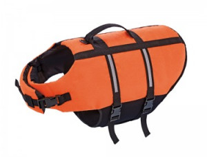 Nobby Glābšanas veste suņiem - oranža XS 25cm