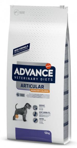ADVANCE VETERINARY DIETS ARTICULAR CARE sausā barība suņiem 12kg