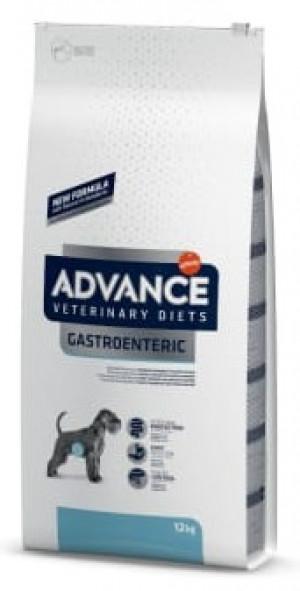 ADVANCE VETERINARY DIETS GASTROENTERIC sausā  barība suņiem 12kg