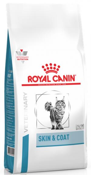 Royal Canin SKIN&COAT Cat 400g