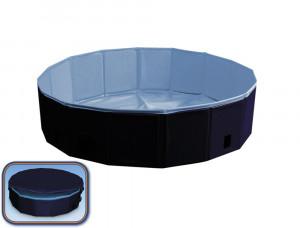NOBBY Suņu baseins + pārvalks