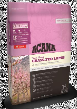 ACANA GRASS-FEED LAMB DOG - pieaugušiem suņiem ar jēra gaļu 6kg