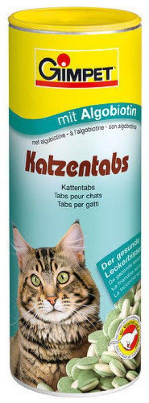 GIMBORN CAT TABS WITH ALGOBIOTIN 710gab