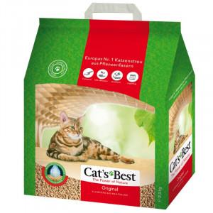 Cat's Best Original pakaiši kaķiem 10l (4.3kg)