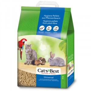 Cat's Best Universal pakaiši/briketes 10l