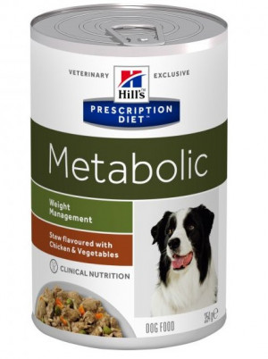 HILLS PD META Hill's Prescription Diet™ Metabolic Canine ar vistu 354g