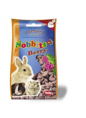 NOBBY Starsnack Nobbits Berry 75g