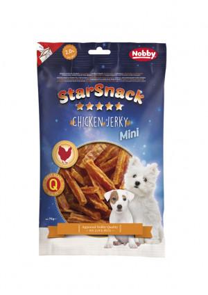 NOBBY StarSnack MINI Chicken Jerky 70g
