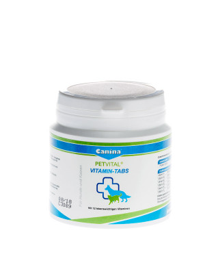 Canina PETVITAL® Vitamin-Tabs 100g