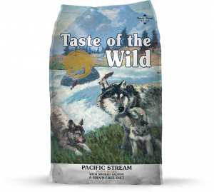 TOW Taste Of The Wild Smoked Salmon Puppy Formula 2 x 13kg