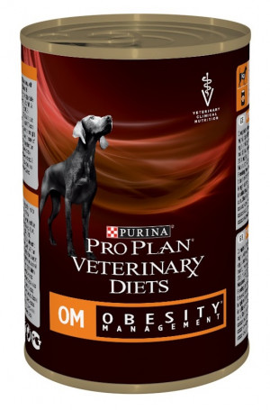 PROPLAN® VETERINARY DIETS OM Obesity Management™ 400g