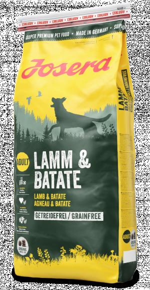 Josera Lamb & Batate 15kg