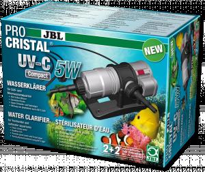 JBL PROCRISTAL Compact UV-C 5 W