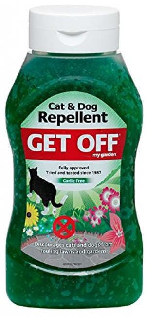 Get Off Cat & Dog Gel Crystals 460g