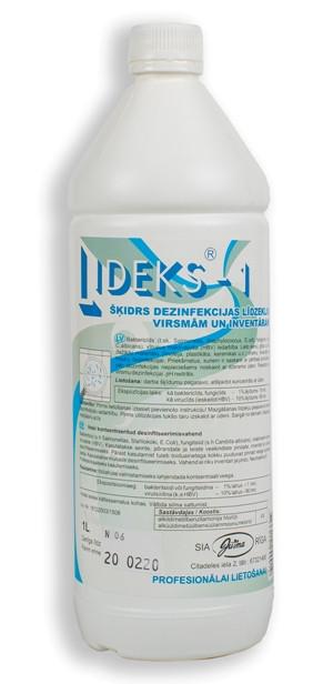 Lideks-1 virsmām, inventāram 1 L