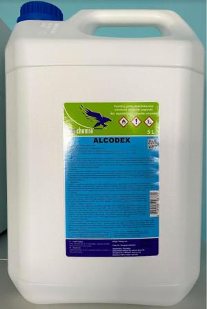 ALCODEX 75% , 5L