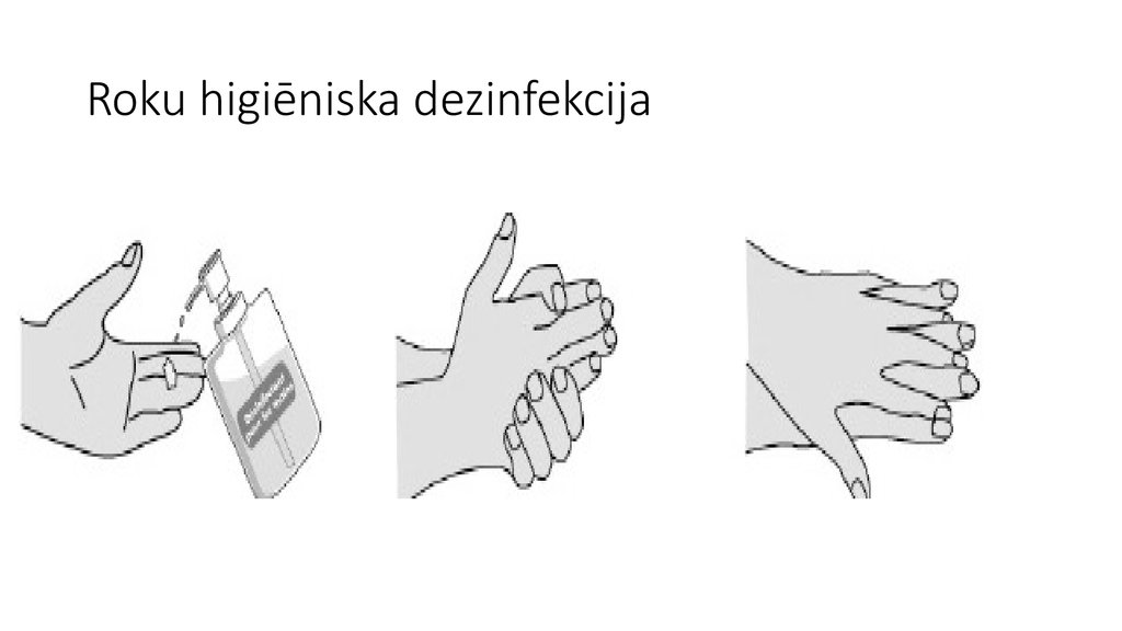 NovaClear antibakteriāls  roku gels dezinfekcijai