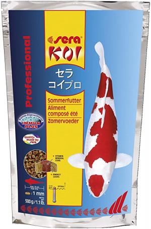 SERA Koi Professional Summer Food 2,200 g