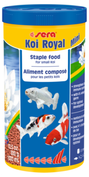 SERA Koi Royal Mini 1000 ml