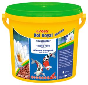 SERA Koi Royal Medium 3000 ml (660g)