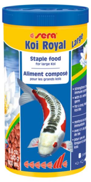 SERA Koi Royal Large 1000 ml