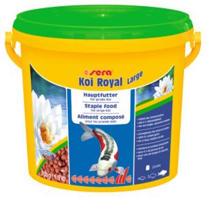 SERA Koi Royal Large 3000 ml (630g)