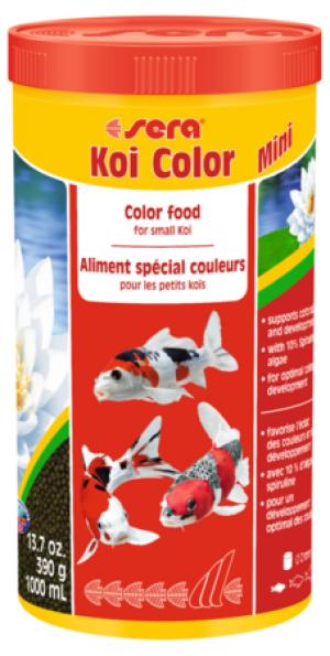 SERA Koi Color Mini 1000 ml