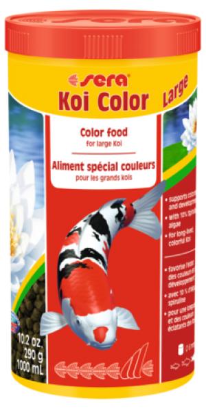 SERA Koi Color Large 1000 ml