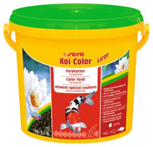 SERA Koi Color Large 3.800 ml (930g)