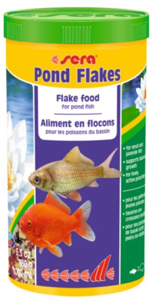 SERA Pond Flakes 1000ml