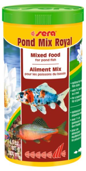 SERA Pond Mix Royal 1000ml