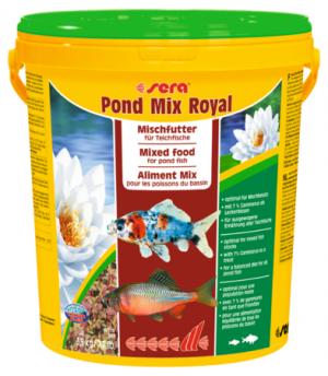 SERA Pond Mix Royal 3800ml