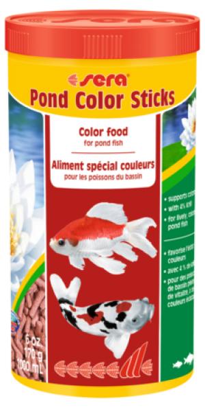 SERA Pond Color Sticks 1000ml (170 g)