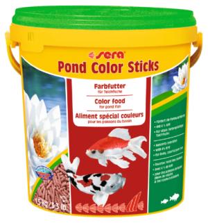 SERA Pond Color Sticks 3.800ml