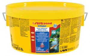 SERA Pond Ectopur 2.5kg