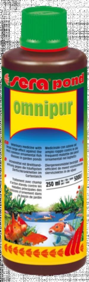 SERA Pond Omnipur S 250ml