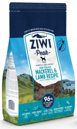 ZIWI PEAK Mackerel & Lamb suņiem 4kg