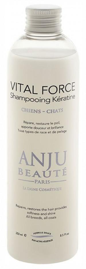 Anju Beauté Vital Force - šampūns suņiem un kaķiem 250ml
