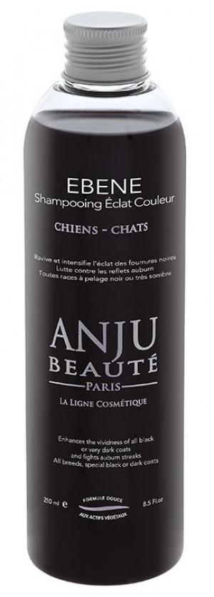 Anju Beauté Ebène - šampūns suņiem un kaķiem 250ml