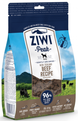 ZIWI PEAK Beef suņiem 2.5 kg