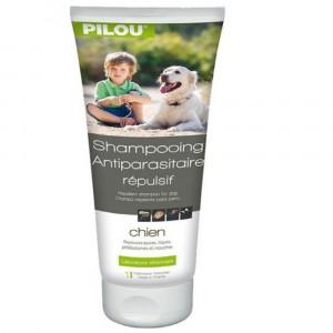 PILOU SHAMPOOING ANTIPARASITAIRE REPULSIF  repelents- kukaiņus atbaidošs šampūns  suņiem 250ml