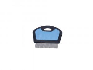 Nobby ķemme COMFORT LINE Flea comb plastic