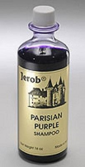 Jerob Parisian Purple Shampoo - šampūns 250ml (8oz.)