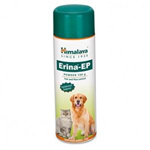 HIMALAYA ERINA -EP  TICK /FLEA CONTROL pretparazītu pūderis  150g