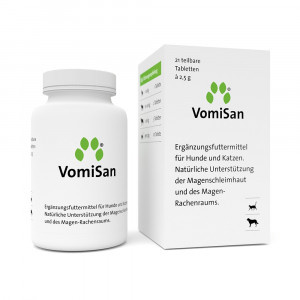 Inuvet VomiSan līdzeklis pret hronisku vemšanu N90