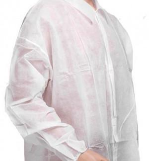 Vienreizējs aizsargapģērbs- halāts