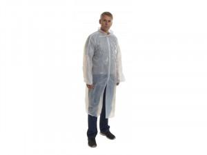 Vienreizējs aizsargapģērbs- halāts  KRUTEX 120 cm