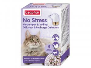 Beaphar No Stress  starter pack CAT difuzors ar nomierinosu līdzekli kaķim 30ml