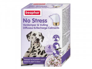 Beaphar No Stress  starter pack CAT difuzors ar nomierinosu līdzekli suņiem 30ml
